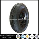 Pneumatico di gomma della rotella pneumatica della carriola per i carrelli 16 del vagone ''