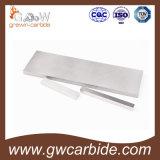 100% Placa de carboneto de tungstênio de matérias-primas para fresagem
