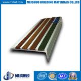Matériel de construction imperméable Anti-Slip Carborundum Stair Nosing (MSSNC-10)