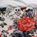 Традиционным картина напечатанная цветком скрепила с Tc для домашнего тканья