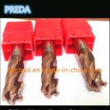 Резец битов радиуса внешнего закругления CNC покрытия Tisin