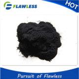 El polvo de grafito de material refractario