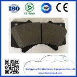 Autoteil-Auto-zusätzliche Bremsbeläge D1303