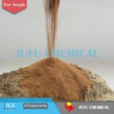 Construção de aditivo químico Lignosulfonate sódio mistura em pó