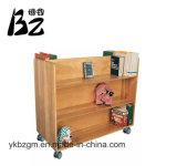 Mobília da biblioteca da cremalheira de livro do metal da grande capacidade (BZ-0159)