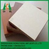 Белая доска частицы бумаги меламина цвета