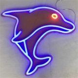 Indicatore luminoso al neon della corda della flessione di Digitahi LED della decorazione di natale