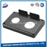 押すことによる鋼鉄かアルミニウムシート・メタルの部品は停止する