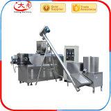 내뿜어진 옥수수 식사 쌍둥이 나사 음식 압출기 기계