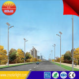Sale caldo IP66 Solar Power Energy Street Light palo 8m