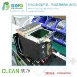 Personalizado Horno Aislamiento térmico Fibra de vidrio Mat para Electric Appliance