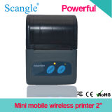 "2 ""portátil de recibos móvel Bluetooth Impressora Térmica (SGT-B58V)"