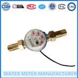 Contador del agua de la salida de pulso en 10L/Pulse
