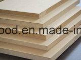Panneaux de fibres de Mélamine MDF laminé (panneaux de particules, UV) pour le mobilier