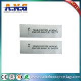 Étiquettes passives de vêtement d'IDENTIFICATION RF estampées par coutume/tag RFID lavables pour le vêtement