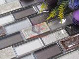 I chip di vetro e di ceramica hanno mescolato il mosaico della spruzzata della parete (CFS701)