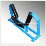 Rodillo transportador de rodillos de acero//rodillo intermedio con una buena cojinete y el eje