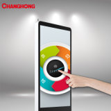 55 polegada ls1000A (TH) Cms Totem Upstand Tela sensível ao toque do visor LCD Digital Signage