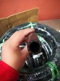 Boyau en caoutchouc hydraulique en caoutchouc de textile du boyau R3 R6 de pétrole