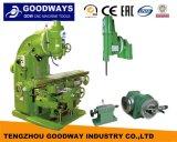 CNCの金属の切削工具X5036のためのユニバーサル縦のタレットボーリングの製粉及び鋭い機械