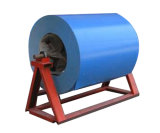 Acier galvanisé prélaqué pour la construction de la bobine
