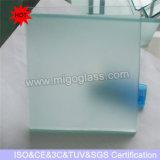 4-19mm liberi, acido di colore blu e verde hanno inciso il vetro