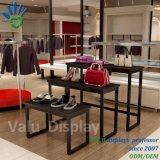 Großhandelsschuh-und Handtaschen-Speicher-Einzelverkaufs-Schuh-Bildschirmanzeige-Tisch