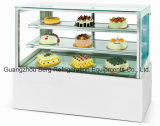 세륨을%s 가진 세륨 Approve 2.4m Vertical Type Marble Cake Display Refrigerator