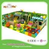 Grappige Diverse Kleurrijke BinnenSpeelplaats van Kinderen
