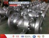 Des API-A105 Flansch-Kugelventil Gussteil-Stahl-600lb industrielles