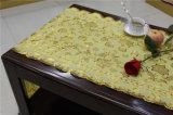홈 또는 당 또는 결혼식 사용 (JFBD-019)를 위한 50cm*20m PVC 금 레이스 테이블 Placemat