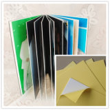 31*45cm de hoja de PVC autoadhesivo para hacer el Álbum de fotos