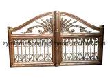 高品質の外部の錬鉄のアルミニウム家または庭ゲート