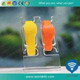 Wristband do silicone do Hf Ntag213 RFID