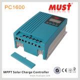 Moet Compact Size DSP Inbuilt 20A 30A 40A MPPT Solar Charge Controller