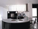 Hoher Glanz moderner MDF-Küche-Schrank