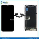 Handy-Reparatur-Teile LCD für iPhone X vollen LCD Bildschirmanzeige-Screen-Analog-Digital wandler