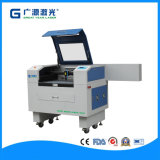 China-Lieferant CO2 Laser-Ausschnitt-Maschine für Gewebe 9060s