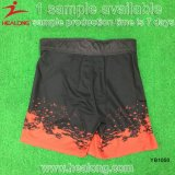 O costume do desgaste do esporte do Sublimation MMA Shorts a roupa