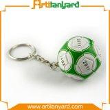 고객 디자인 로고 PVC Keychain