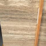 Mattonelle di marmo di lucidatura della lastra del migliore travertino di qualità