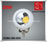 4 работа Light/LED дюйма 20W СИД управляя фарой Light/LED
