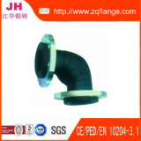 Junta de goma flexible de la extensión estándar del borde del estruendo