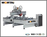 CNC 대패 튼튼한 환경 보호 받침판 조각 기계