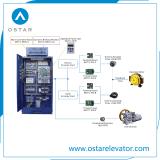 La modernización del elevador para el viejo Otis, el Thyssen, Mitsubishi Levante