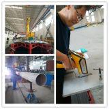 Fábrica inconsútil del tubo de acero inoxidable/del tubo de ASTM A511 Tp321h