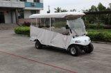 Hdk Golf Caja para 4 + 2 plazas carrito de golf Lluvia Sol Cubierta