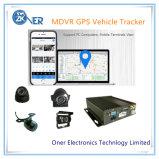 Rastreador GPS em tempo real com a Monitorização de Vídeo