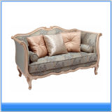Classic francese Fabric Sofa Furniture per il salone