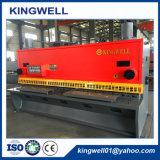 Guillotina Ce la esquila de hidráulica la máquina para la placa de metal (QC11Y-12X3200)